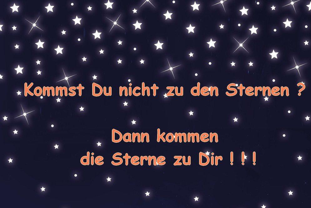 Sterne_Schrift