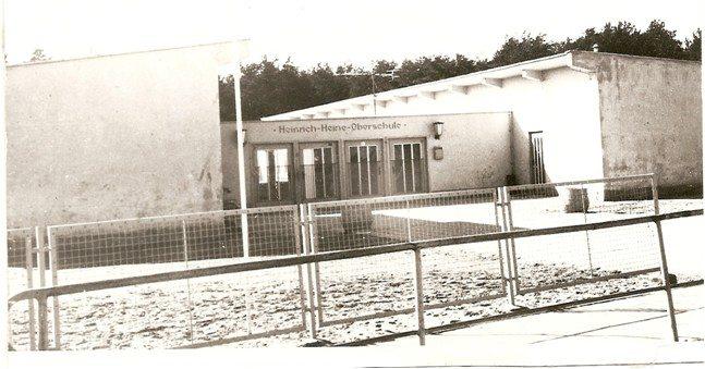 Bungalowschule 1964